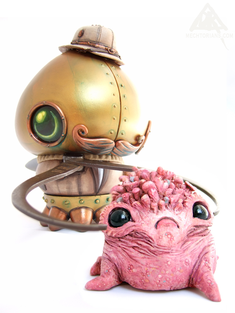 Biologist Mechtorian by Doktor A and Chris Ryniak