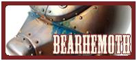 Bearhemoth Overland Transporter Mechtorian customised toy by Doktor A.