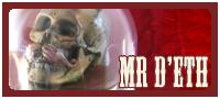 Mr D'eth sketal Mechtorian figure by Doktor A.