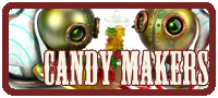 Candy Makers Mechtorian customised art toys by Doktor A.