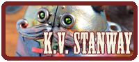 K. V. Stanway mechtorian Customised toy by Doktor A.