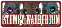 Stumpy Warburton Mechtorian figure by Doktor A.