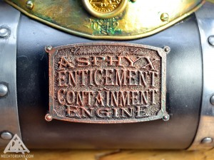 Cunningham & Son's Asphyx Enticement and Containment Engine