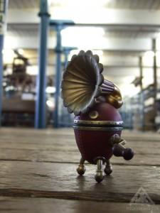 D.J. Gramo Mini Mechtorian toy