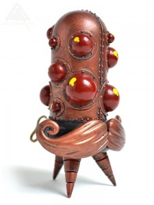 Mr. Head Mini Mechtorian Copper edition