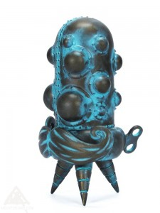 Mr. Head Mini Mechtorian Verdegris Edition