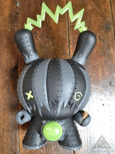 Teslastein's Ironclad Decimator Dunny Chase Version