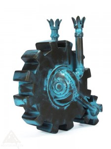 Sentry Wheel Verdegris Edition