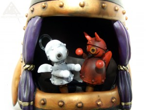 Trevithick's Wandering Puppet Theatre