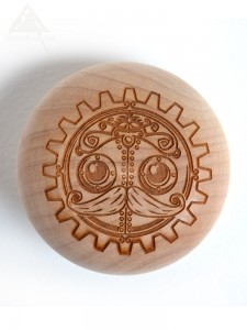 Wooden YoYos
