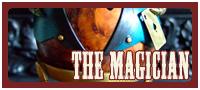 The Magician original Mechtorian figure by Doktor A.