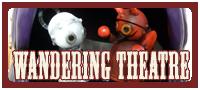 Wandering Puppet Theatre Mechtorian figure by Doktor A.