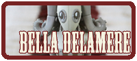 Bella DelaMere Mechtorian vinyl toy figure by Doktor A and Arts Unknown