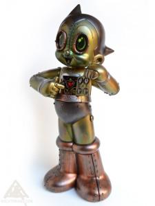 The Clockwork Atom.