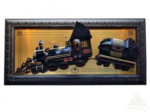 Doc Brown's temporal Train.