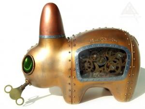 Woppit & Hare's Intriguing Clockwork Enigma