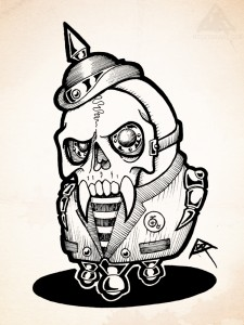 SkullMask