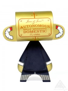 Jeeves & Jeeves Co. (Est 1880) Autonomous Self Winding Domestic