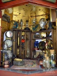 Vladimir Cobweb The Curator of the Museum of Oddities