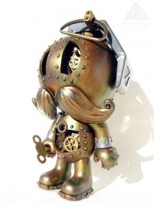 The Astounding Incendiary Automaton