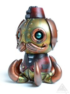 Octo Pug Front Left WEB