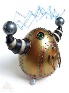 Mr. Tristan's Magnificent Electric Portal