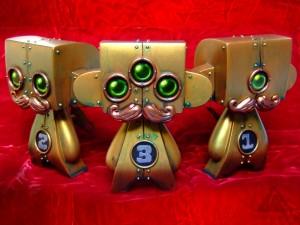 Ocular Clops Brothers